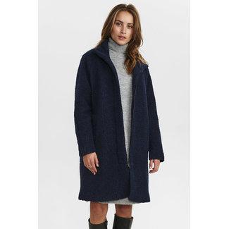 NUMPH NUMPH - Nulibertina jacket blauw