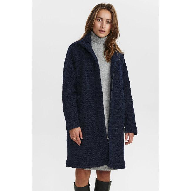 NUMPH - Nulibertina jacket blauw