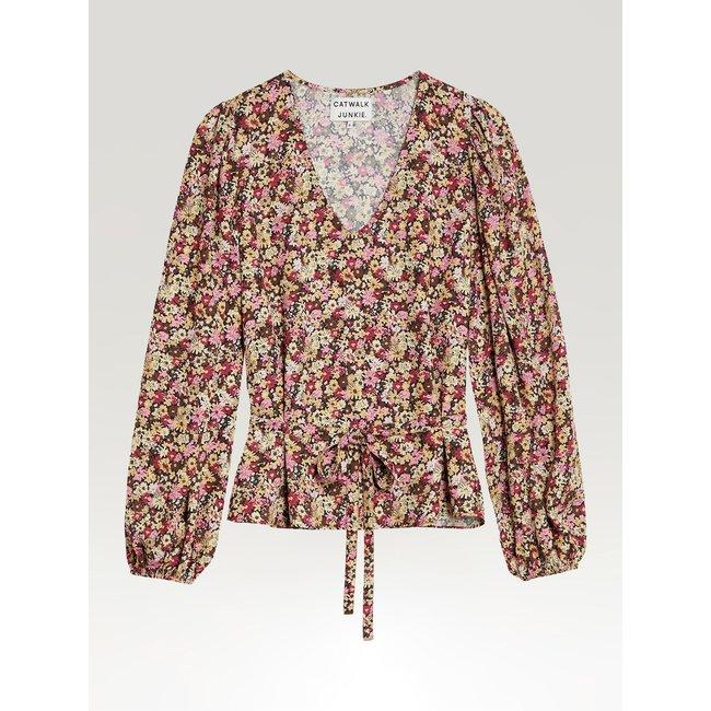 CATWALK JUNKIE - Woody blouse