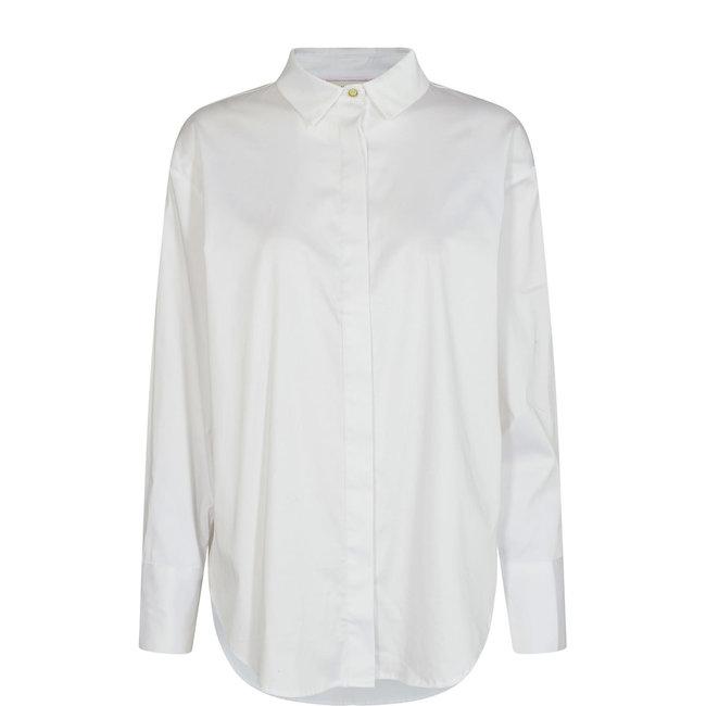 NÜMPH - Nubellis shirt bright white