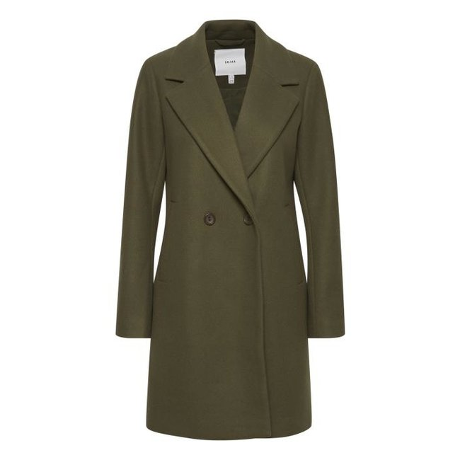 ICHI - Ihjannet jacket groen