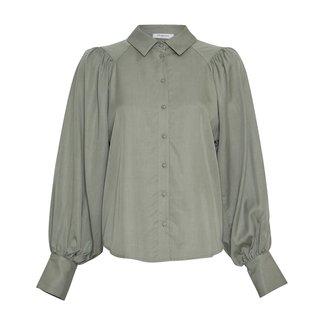Moss Copenhagen MSCH - Alivia Stephie LS blouse