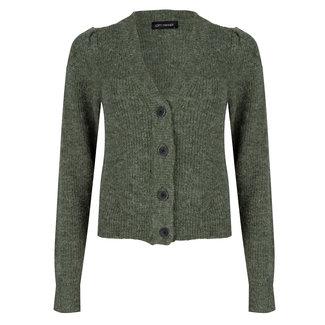 LOFTY MANNER LOFTY MANNER - Cardigan daphne groen