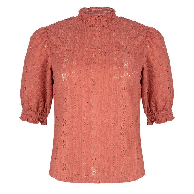 LOFTY MANNER - Top gabriela roze