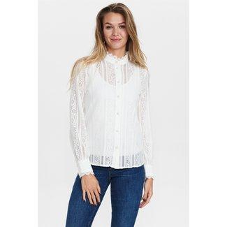 NUMPH NUMPH - Nucorel blouse wit