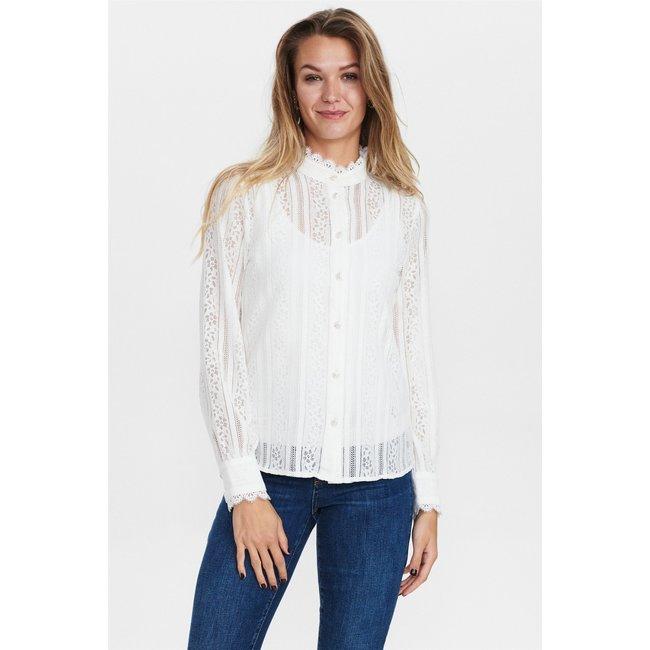 NUMPH - Nucorel blouse wit