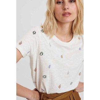 Moss Copenhagen NÜMPH - Nubelise t-shirt