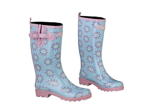 Laura Ashley Tuinlaarzen: Elegance Wellingtons Roundswood pale lavender