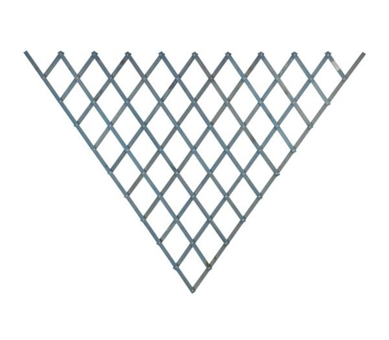 Fan Trellis Blue 0.94 x 1.8 m