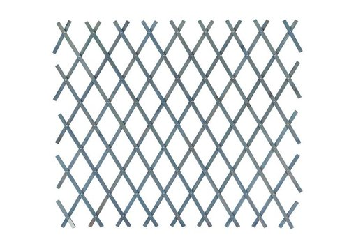 Laura Ashley Expandable Trellis Blue 1.8 x 0.9 m