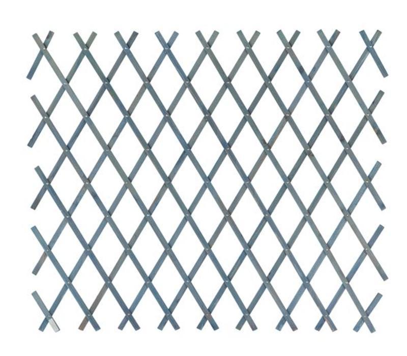 Expandable Trellis Blue 1.8 x 0.9 m