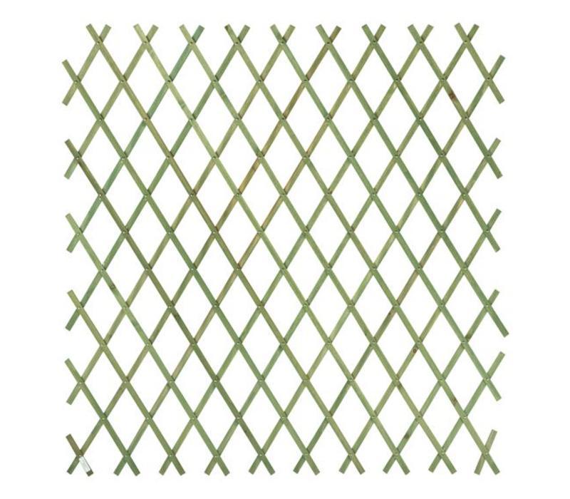 Expandable Trellis Sage Green 1.8 x 1.2 m