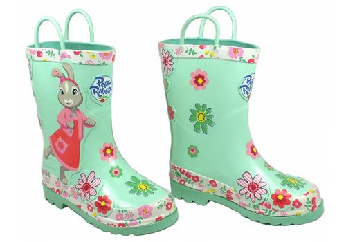 Peter Rabbit Outdoor Regenlaarzen Lily Bobtail