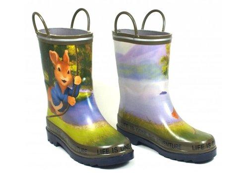 Peter Rabbit Outdoor Regenlaarzen Pieter Konijn