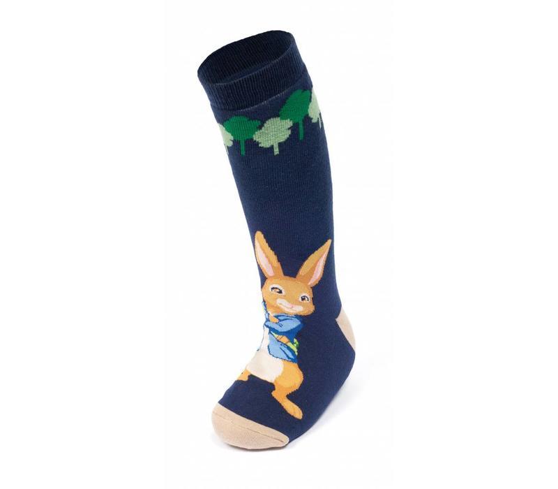 Peter Rabbit sokken maat 23 t/m 29