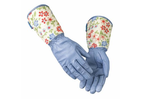Laura Ashley Tuinhandschoen: Gloves Caravan Daisy Gauntlet Gloves