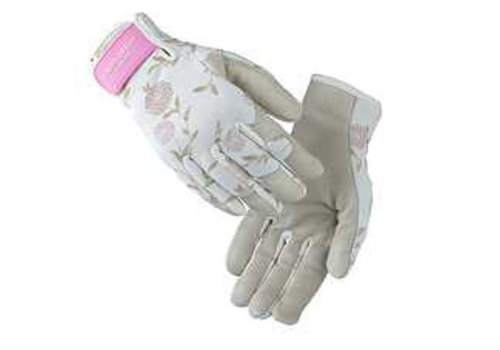 Laura Ashley Tuinhandschoen Erin Chalk Pink: chic