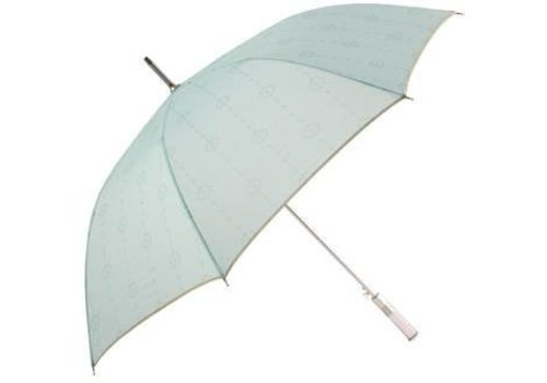 Laura Ashley Paraplu: Continental Umbrellas Cathcart Duck Egg