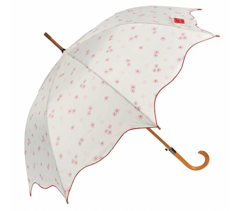 Paraplu: Fun Umbrellas Blossom Pink