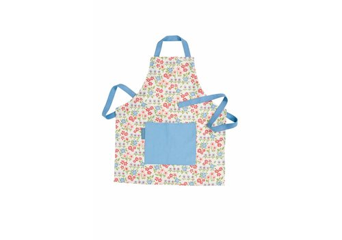 Laura Ashley Lange tuinschort: Garden Aprons Caravan Daisy