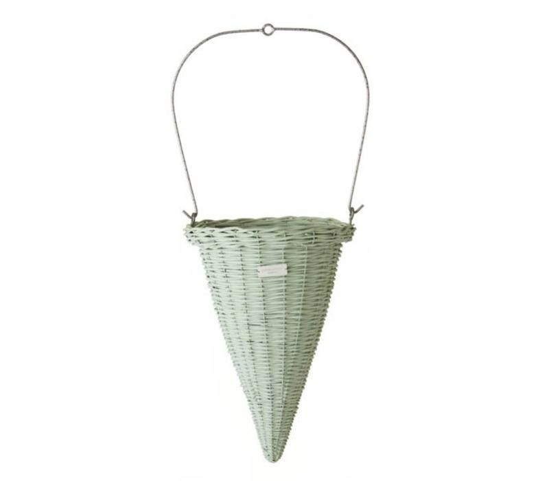 Orion hanging basket Green