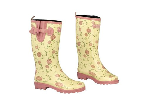 Laura Ashley Tuinlaarzen: Elegance Wellingtons Erin chalk pink