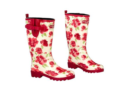 Laura Ashley Tuinlaarzen: Wellingtons Elegance Cressida