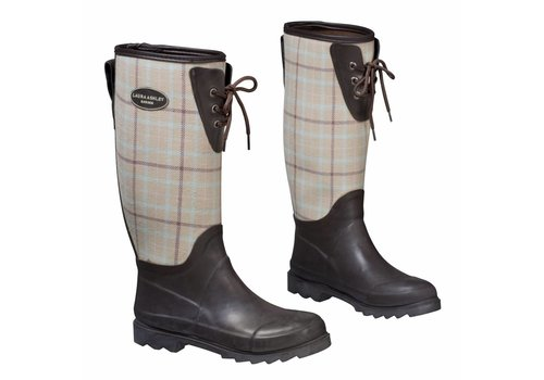 Laura Ashley Tuinlaarzen: wellingtons Keynes natural