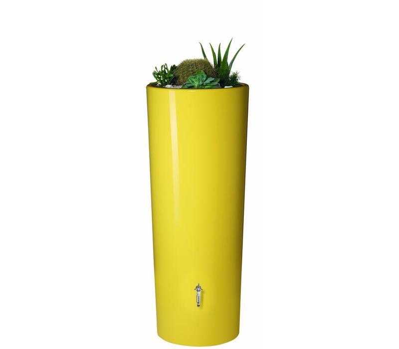 Regenton design bloembak 2 in 1 Lemon