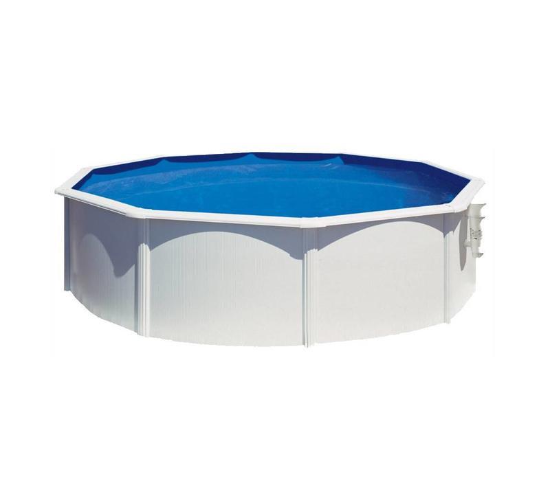 Zwembad: Rond 350