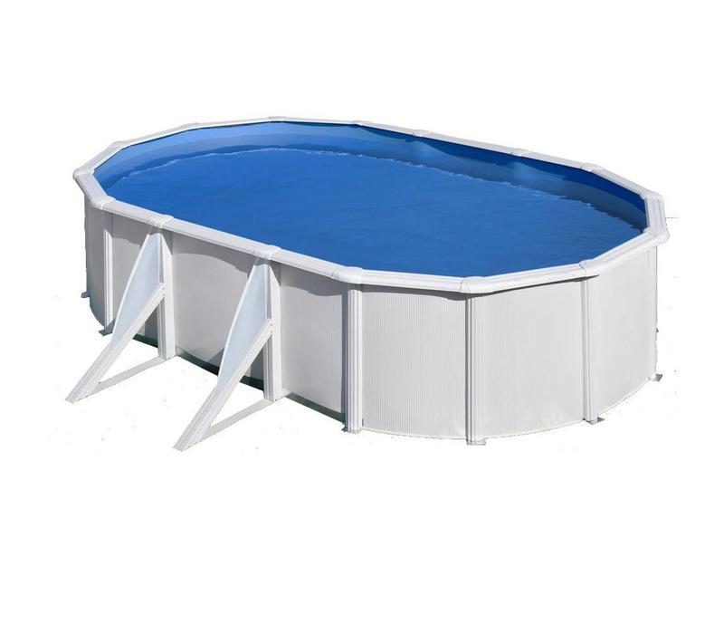 Zwembad: Ovaal 500