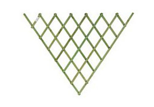 Laura Ashley Fan Trellis Sage green 0.7 x 1.4 m