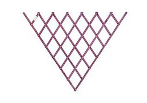 Laura Ashley Fan Trellis Lavender 0.7 x 1.4 m