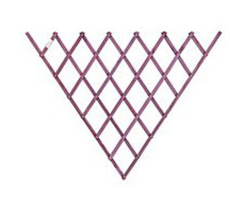 Fan Trellis Lavender 0.7 x 1.4 m