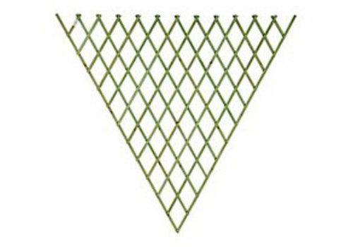 Laura Ashley Fan Trellis Sage green 1.2 x 2.4 m