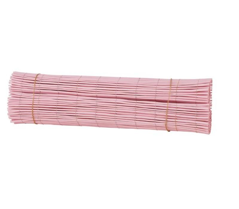 Tuinscherm Pink 1 x 4 m