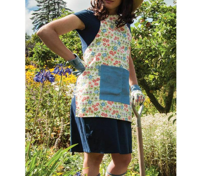 Lange tuinschort: Garden Aprons Caravan Daisy