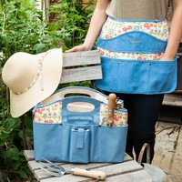Tas met tuingereedschap Laura Ashley