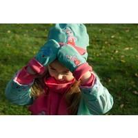 Winterset Lily Bobtail: Sjaal, muts, wanten