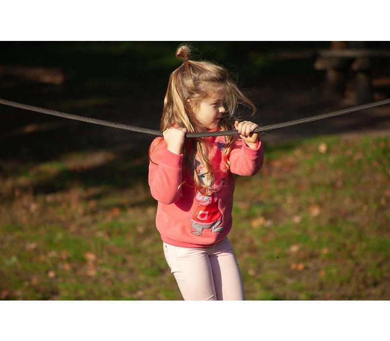 Lily Bobtail Hoodie 3 t/m 6 jaar
