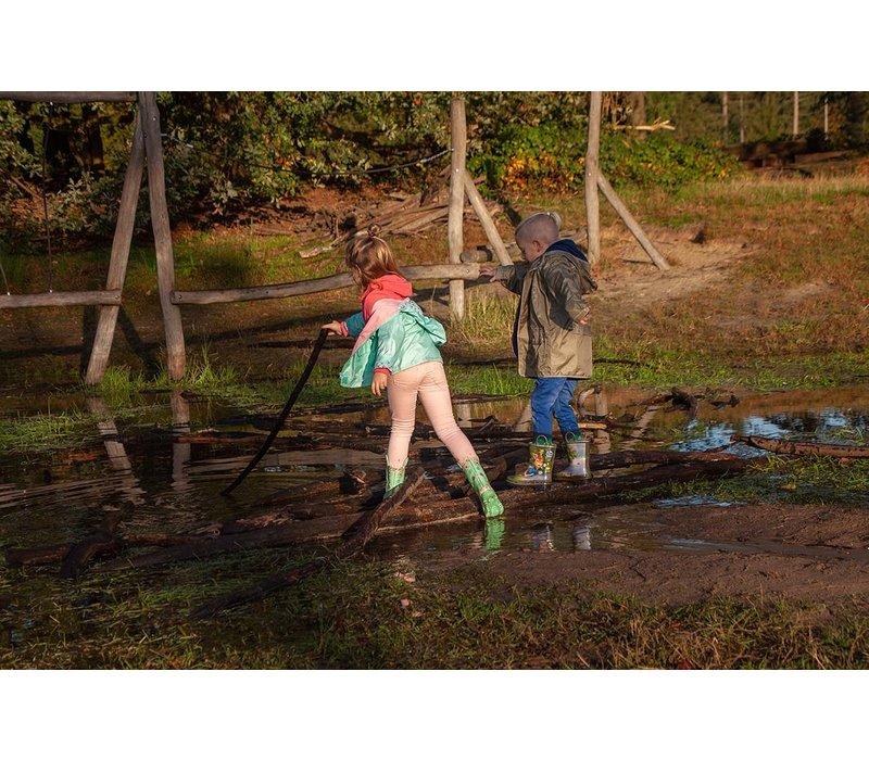 Lily Bobtail regenlaarzen maat 23 t/m 28