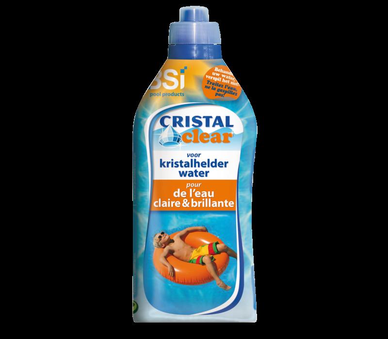 Cristal Clear 1L | BSI Zwembadonderhoud
