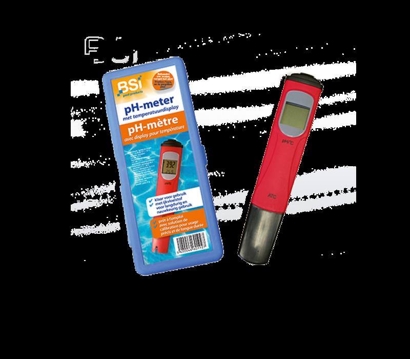 pH - Meter | BSI Zwembadonderhoud