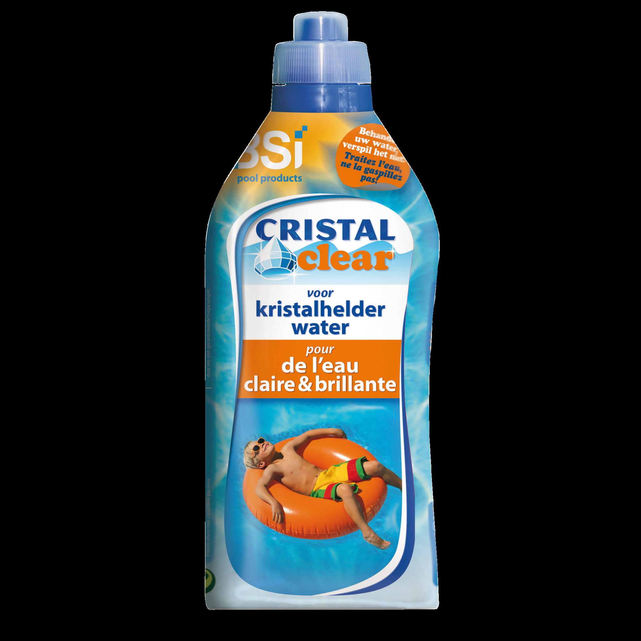 BSI Cristel Clear - Martens Tuin