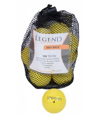 LEGEND Legend 12 ball Yellow Dozjin