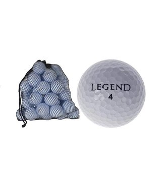 LEGEND Legend 12 ball Wit Dozijn