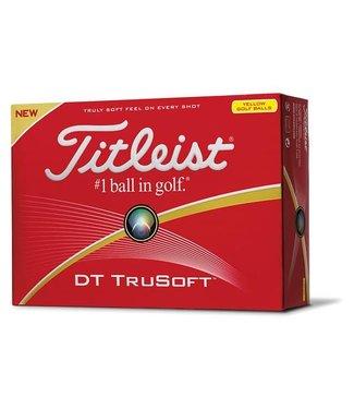 TITLEIST TruSoft Yellow Dozijn