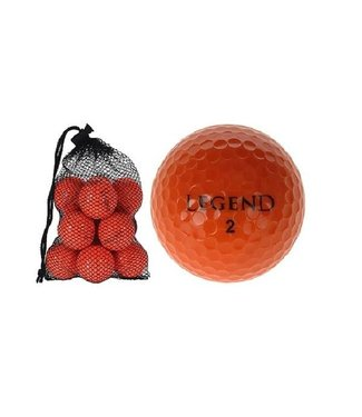 LEGEND Legend 12 ball Orange Dozijn