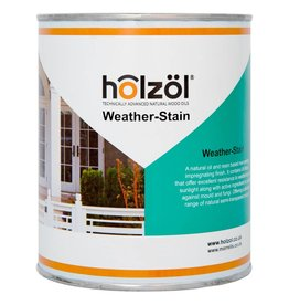 Holzöl Weather Stain - Clear