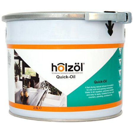 Holzöl Quick Oil (sneldrogend) - Transparant